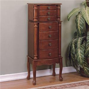 Powell Miscellaneous Jewelry Armoire
