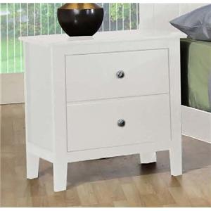 Private Reserve Millie (white) Millie (white) Nightstand