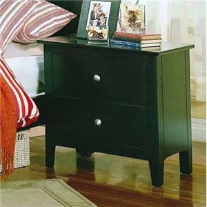 Private Reserve Millie (black) Millie (black) Nightstand