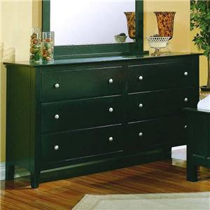 Private Reserve Millie (black) Millie (black) Dresser