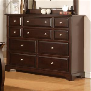 "Private Reserve B121 58"" Dresser"