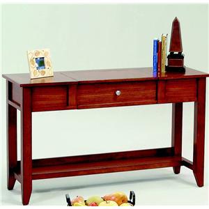 Progressive Furniture Coral Gable Sofa Table