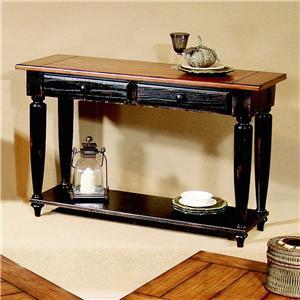 Progressive Furniture Country Vista Sofa Table