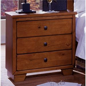 Progressive Furniture Diego Nightstand
