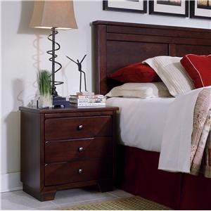 Progressive Furniture Diego Nightstand