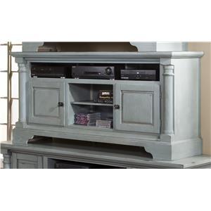 Progressive Furniture Gramercy Park 64 Inch Console