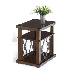 Progressive Furniture Landmark Chairside Table
