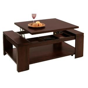 Progressive Furniture Waverly Lift-Top Cocktail Table
