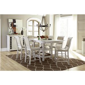 Progressive Furniture Willow Dining 5 PC Gathering Dining Group