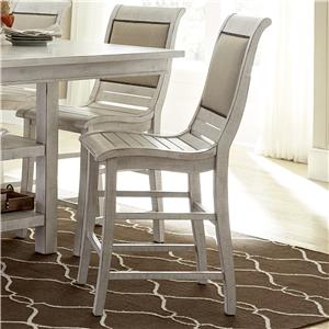 Progressive Furniture Willow Dining Counter Upholstered Chair