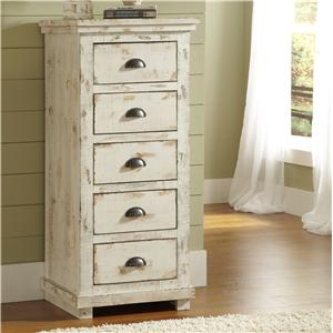 Progressive Furniture Willow Lingerie Chest