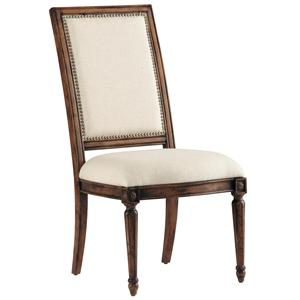 Pulaski Furniture Accentrics Home Nimes Side Chair