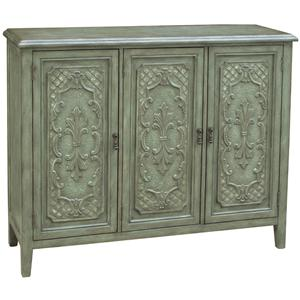 Pulaski Furniture Accents 3 Door Occasional Cabinet