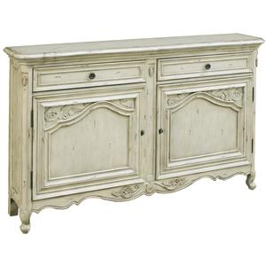 Pulaski Furniture Accents 2 Door Accent Cabinet