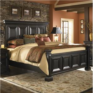Pulaski Furniture Brookfield Queen Panel Bed