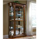 Pulaski Furniture Curios Curio cabinet - Item Number: 21131