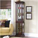 Pulaski Furniture Curios Curio Cabinet - Item Number: 21213