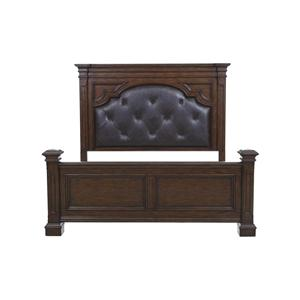Pulaski Furniture Durango Ridge King Panel Bed