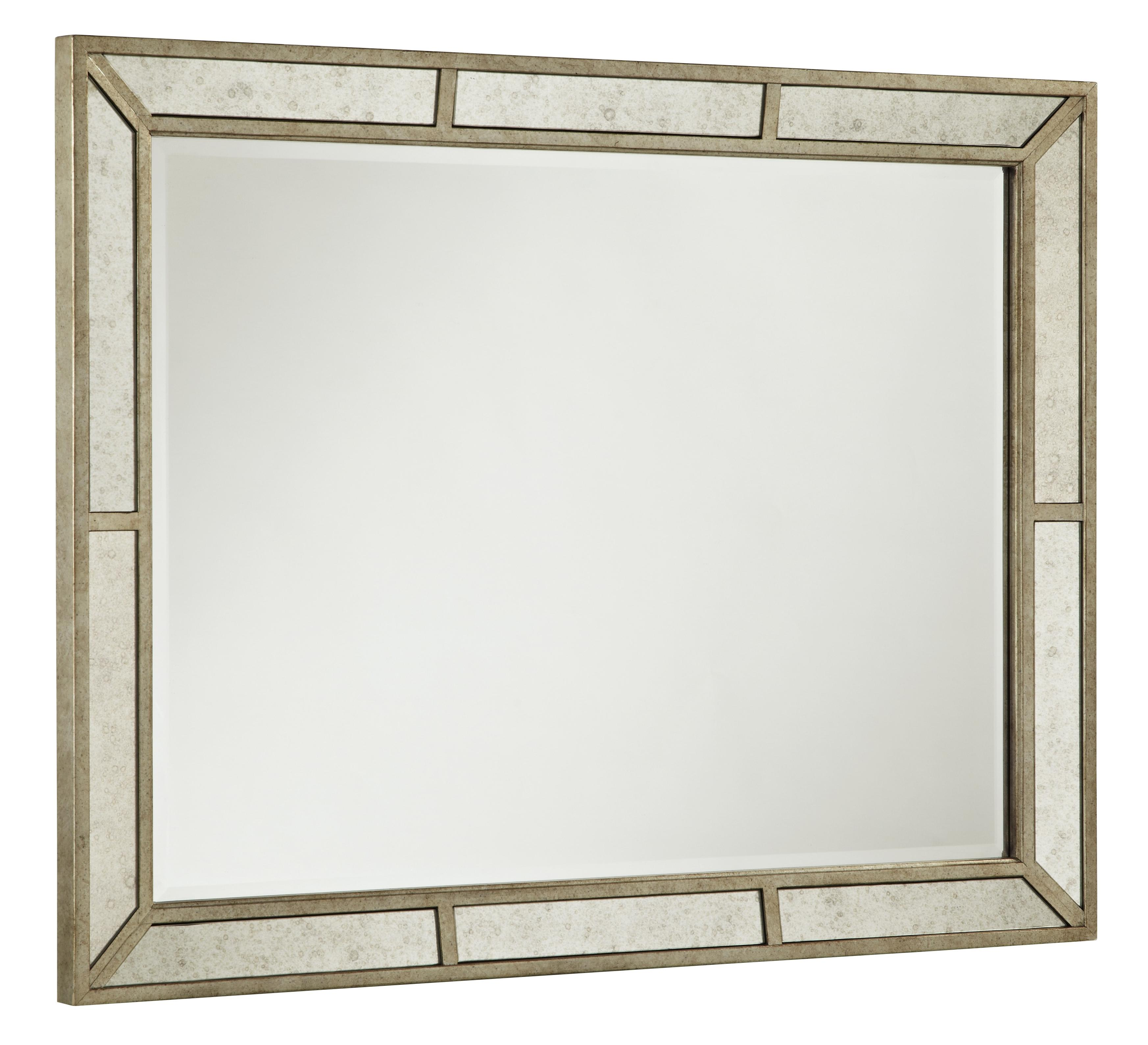 antique mirror frame wood wall mirror w antiqued frame by pulaski furniture wolf and