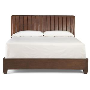 Pulaski Furniture Modern Harmony King Platform Bed