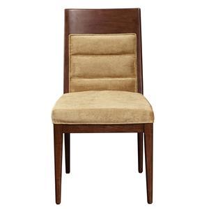 Pulaski Furniture Modern Harmony Large Side Chair