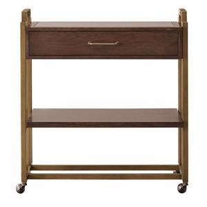 Pulaski Furniture Modern Harmony Serving Cart