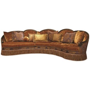 Exceptionnel 3pc Sectional Sofa