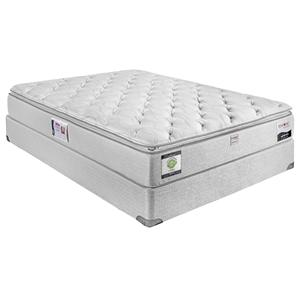 Restonic Allura Queen Pillow Top Mattress