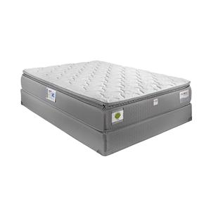 Restonic Liverpool Twin Pillow Top Mattress