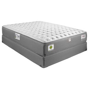 Restonic ComfortCare Select - Gentilly II Queen Extra Firm Hybrid Mattress