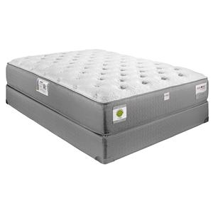 Restonic ComfortCare Select - Gentilly II Queen Luxury Firm Hybrid Mattress