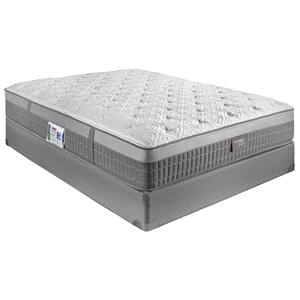 Restonic ComfortCare Signature - Millenium Queen Firm Hybrid Mattress