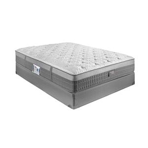Restonic ComfortCare Signature-Magnum Queen Plush Hybrid Mattress