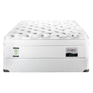 Restonic ComfortCare Queen Encore Euro Top Firm Mattress