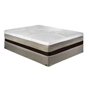 Restonic Barcelona Queen Firm Mattress