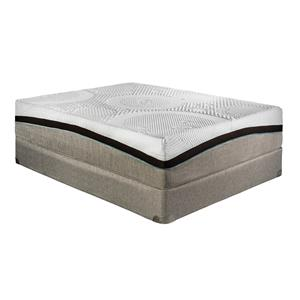 Restonic Cologne Queen Plush Mattress