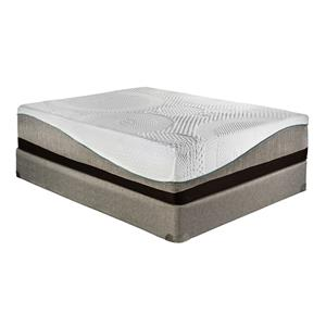 Restonic Dijon Queen Plush Mattress