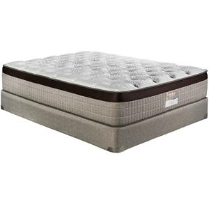 Restonic HealthRest Prague Luxury Firm Queen Mattress
