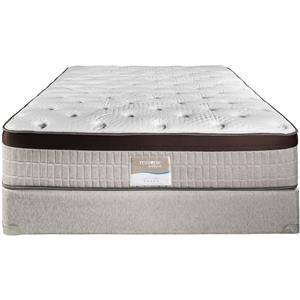 Restonic HealthRest Turin Luxury Firm King Mattress