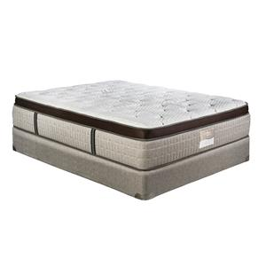 Restonic Vienna Queen Euro Top Plush Mattress