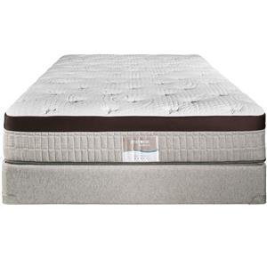 Restonic Vienna Queen Plush Mattress