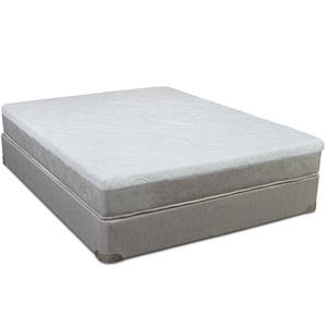 Twin Gel Infused Memory Foam Mattress