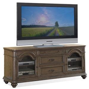 Riverside Furniture Belmeade 72-IN ENTERTNMENT CONSOLE