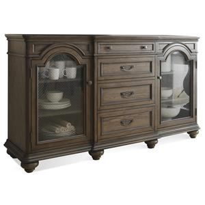Riverside Furniture Belmeade Server