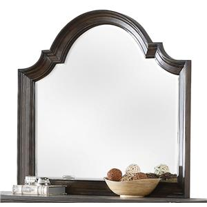 Riverside Furniture Belmeade Arch Mirror
