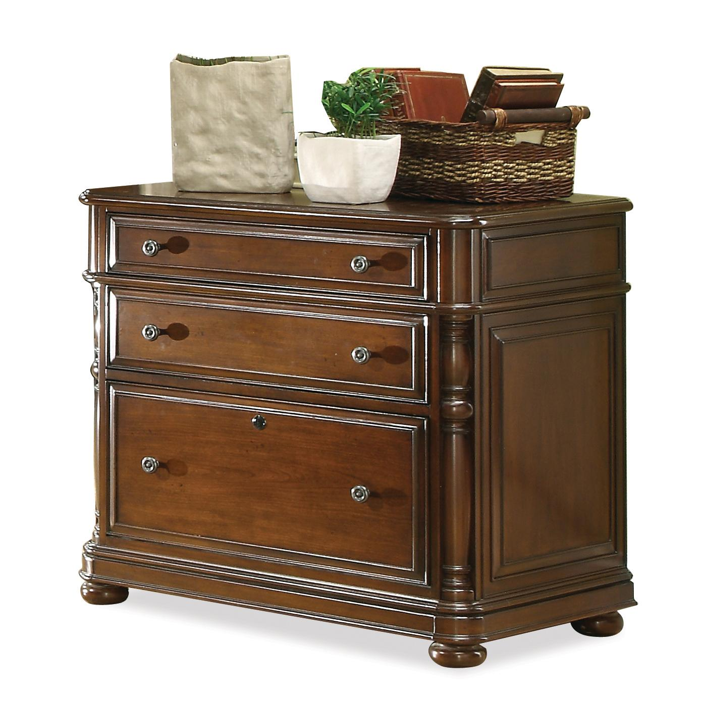 Marvelous 3 Drawer Lateral File Cabinet With Bun Feet