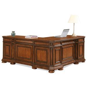 Riverside Furniture Cantata L Desk & Return