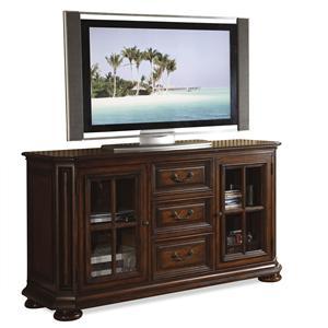 "Riverside Furniture Cantata 60"" High Waist TV Console"