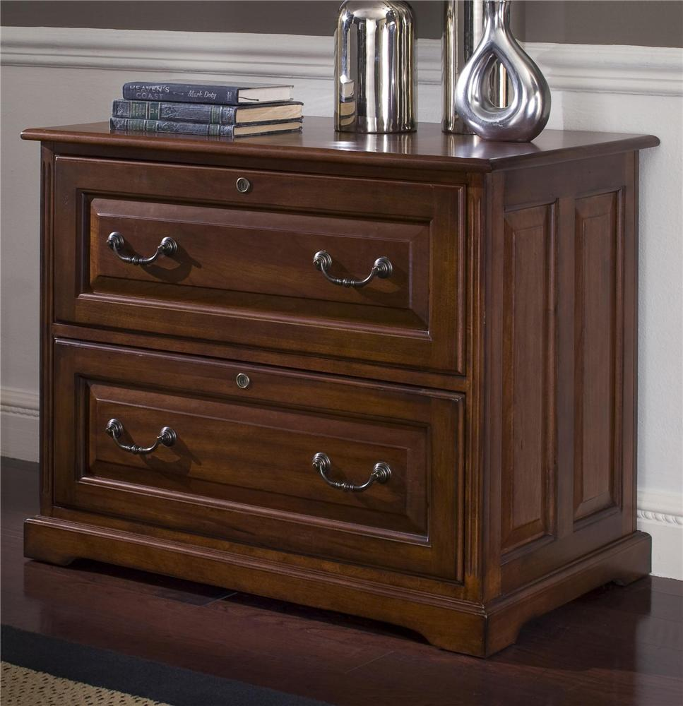 Wood Lateral File Cabinets 2 drawer traditional lateral file cabinetriverside furniture