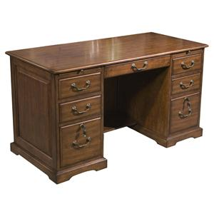 Riverside Furniture Cantata 54-Inch Flat Top Computer Desk